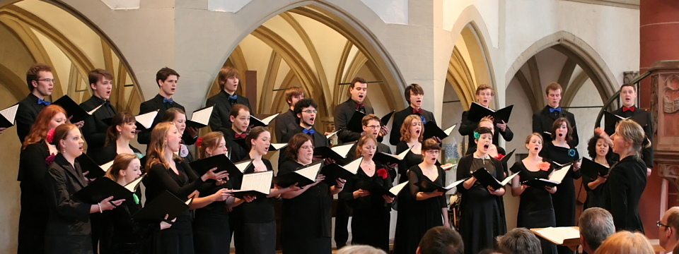 Choir of Detmold University of Music